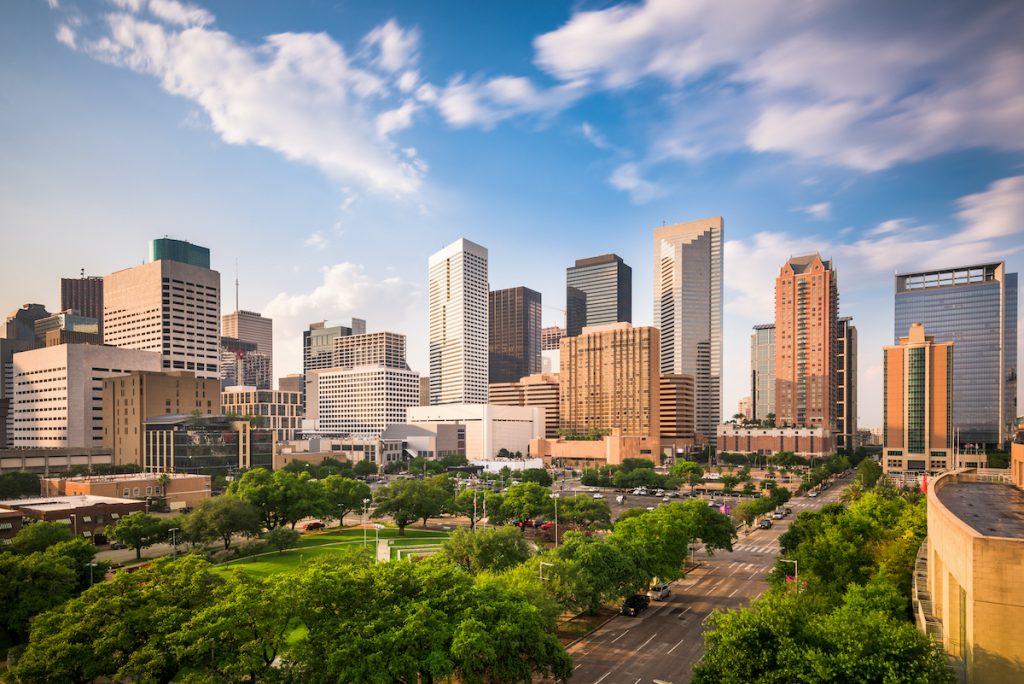 cityscape view